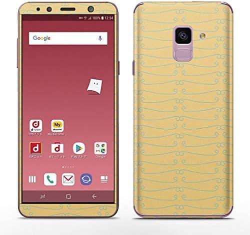 igsticker Galaxy Feel2 SC-02L 専用スキンシール Galaxy Feel2用 全面スキンシール フル
