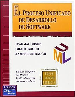 Book El Proceso Unificado de Desarrollo de Software (Spanish Edition)