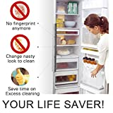 OUGAR8 Refrigerator Door Handle Covers Protective