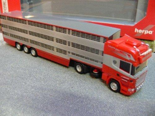 1/87 スカニアR09 TL 牛運搬車両 Drost 301350