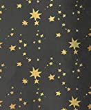 painting concrete floors Large Decorative Wall Paint Stencils Reusable Mylar TEMPLATES for Painting Repeating Patterns ON Walls Floors Ceilings Furniture Concrete Wallpaper Look Professional OR DIY (24'' x 36'', Starry)