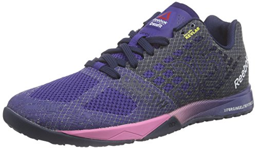 Femme Course Crossfit night Multicolore icono Chaussures Pink 5 Reebok De Beacon Nano collegiate 0 Navy 0HdfUCCW