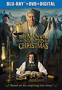 The Man Who Invented Christmas [Blu-ray] from Universal