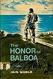 The Honor of Balboa, Iris Noble, 0671322176