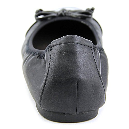 Rialto Slip BLACK Women's BLACK PATENT on Sunnyside Flats Udxx8Cgqw