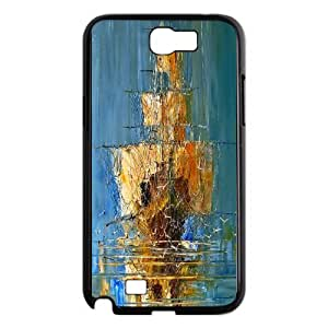 Order Case Oil Painting For Samsung Galaxy Note 2 N7100 U3P452407