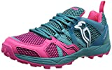 Kookaburra Illusion Senior Hockey Shoes - Teal/Pink - UK 9