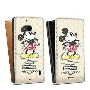 Nokia Lumia 1020Funda Silicona Case Protección cover Disney Mickey Mouse Classic personalizada Regalos