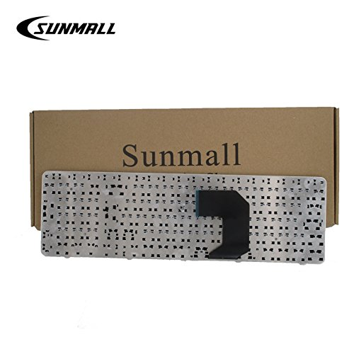 SUNMALL Laptop Keyboard with BIG ENTER for HP Pavilion G7 G7T R18 g7-1000 G7T...