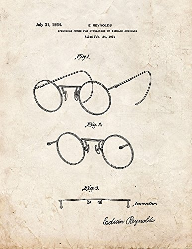 Eyeglass Frame Repair Jacksonville Fl : Manuscript and Eyeglass Case Eyewear Club
