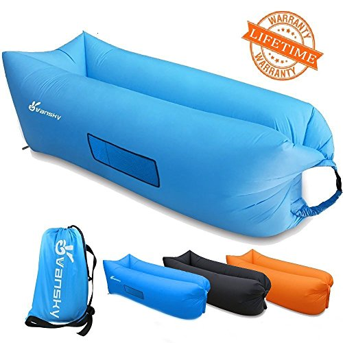 Vansky Inflatable Lounger Portable Backyard product image