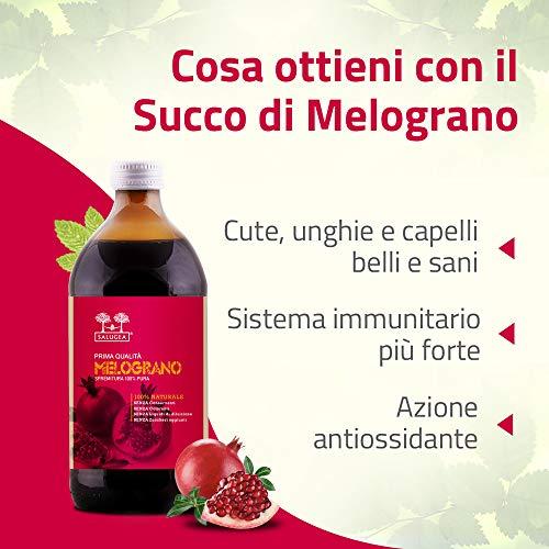 Succo di Melograno 100% puro 3