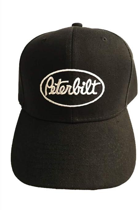Amazon.com  Peterbilt Baseball Cap Hat Black Black. New!  Everything Else 43b55782811