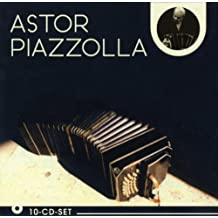Astor Piazzolla 1921-1992 [10CDs]
