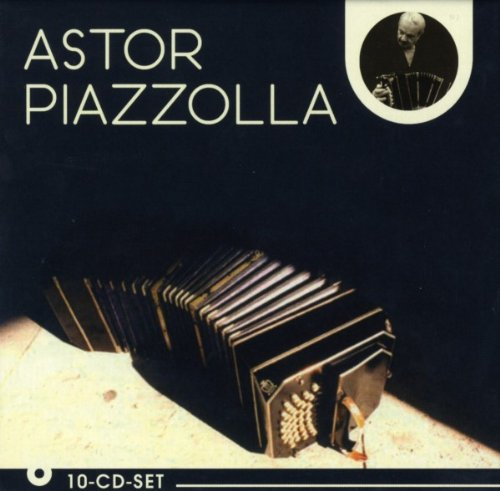 Astor Piazzolla (1921-1992) by Membran Media GmbH