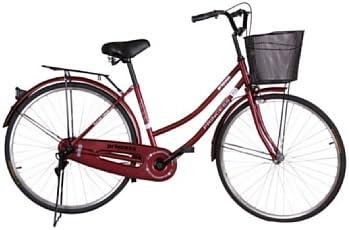 SVG Bicicleta Paseo Princess Granate 26