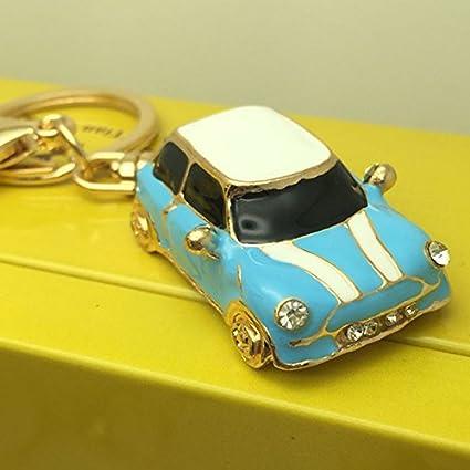 muchkey® coche Llavero Mini coche pequeño llavero creativo ...