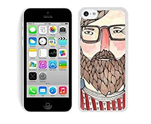 BINGO Top-selling Charlie iPhone 5C Case White Cover