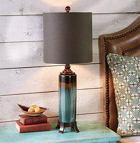 BLACK FOREST DECOR Canyon Rim Table Lamp ()