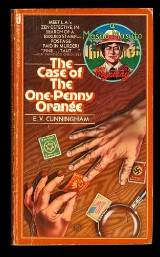 The Case of the One-Penny Orange (A Masao Masuto - Orange Ev
