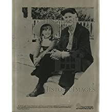 1987 Press Photo Cara Prentice and Patrick Cranshaw in Runaway to Glory.