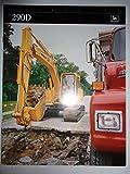 John Deere 290D Excavator Sales Brochure DKA290D