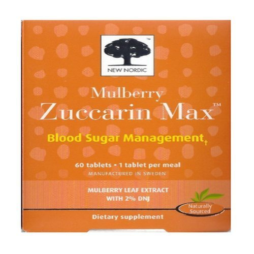New Nordic Mulberry Zuccarin, Pack Of 60 by New ()