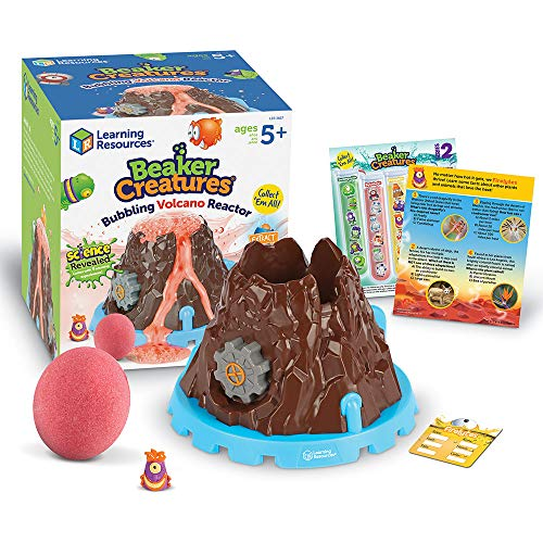 Bubbling Volcano Reactor Chamber is a fun toy for 6 7 and 8 year old boys