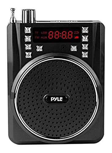 Pyle PWMA40BT Amplifier Bluetooth Rechargeable