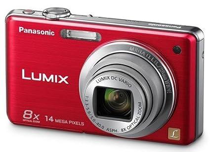amazon com panasonic lumix dmc fh20 14 1 mp digital camera with 8x rh amazon com Panasonic Lumix G Panasonic Lumix G