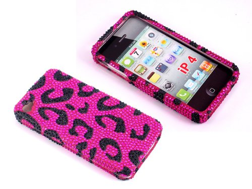 iphone 4s case bling crystal - 9