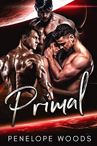 Primal: A Dark Sci-Fi Reverse Harem Romance