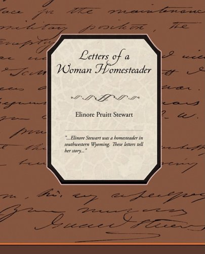 Letters of a Woman Homesteader ebook