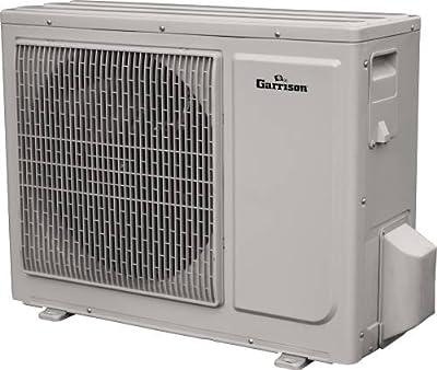 GARRISON 2465577 Mini-Split Ductless Outdoor Condensing Unit, 18000 BTU, White
