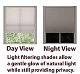 Trader Blinds Cordless Light Filtering Cellular