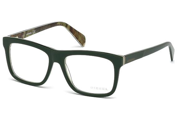 Diesel DL5118 098 (dark green/other / ) Brillengestelle xlhMnZbdLX