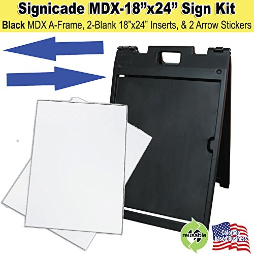 Portable Sign Stand - The