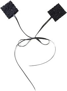 product image for hanky panky Women's Signature Lace Vixen Cuffs Black Lingerie One Size