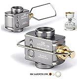 G-works Gas Saver R1 Cartridge Exchanger Anodize Duralumin