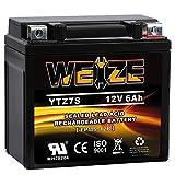 Weize YTZ7S-BS Sealed Maintenance Free AGM Battery Replacement Yuasa YTZ7S For Powersport Honda TRX450ER TRX450R ATV Motorcycle Battieres