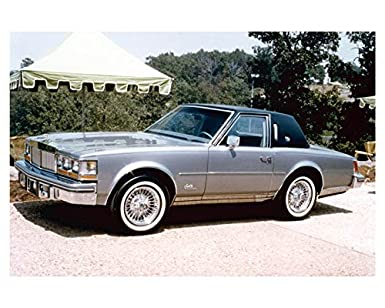 Amazon Com 1979 Cadillac Seville Tomaso Coupe Factory Photo