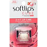 Softlips Cube 5 in 1 Lip Care - Strawberry, 0.23 oz (6.5g)