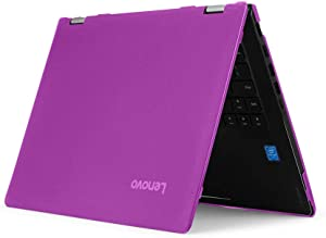 "mCover Hard Shell Case for 15.6"" Lenovo Yoga 730 (15) Series 2-in-1 Laptop (Yoga_730_15 Purple)"