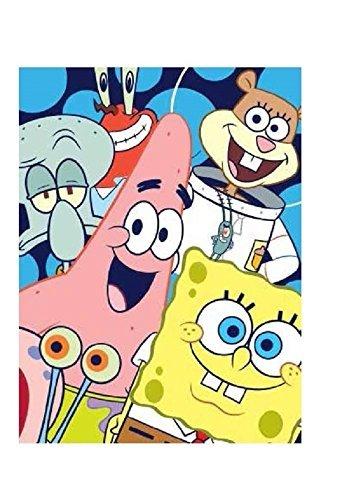 Disney Nickelodeon Bob Esponja Patrick Y Amigos Bebe Tamano