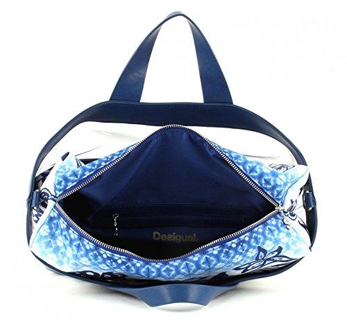 Desigual BOLS Hawai Turner Shopper Tasche 31 cm: Amazon.de: Schuhe &  Handtaschen
