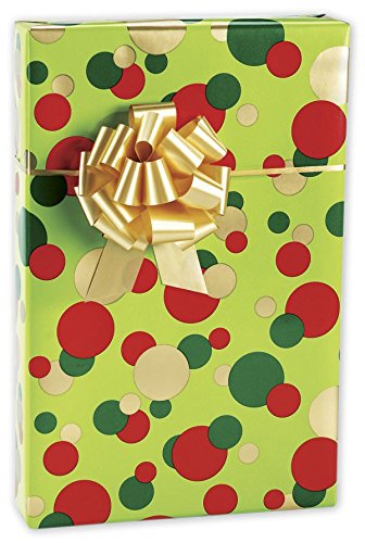 "EGP Holiday Gift Wrap 24"" x 100' (Cdots)"