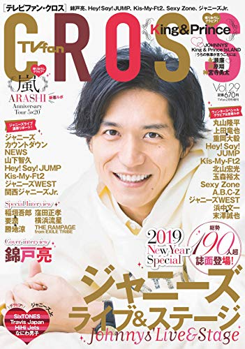 TV fan cross Vol.29 画像 A