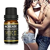 Sensual Massage Oil for Sex, Performance Enhancement, Boost Strength, Energy, 100% Pure Essential Oil For Men Use 10ml