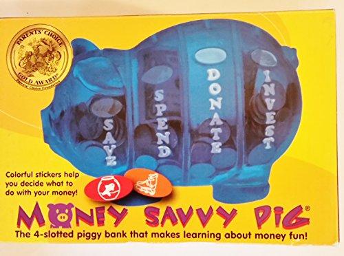 Edward Jones Money Savvy Pig Piggy - Savvy Pig Bank