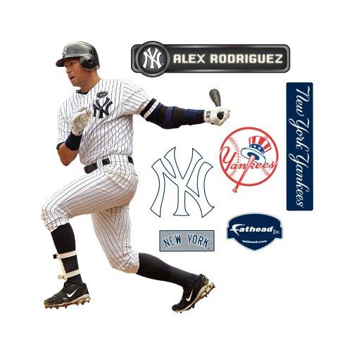 Fathead MLB New York Yankees Alex Rodriguez - Fathead Jr.
